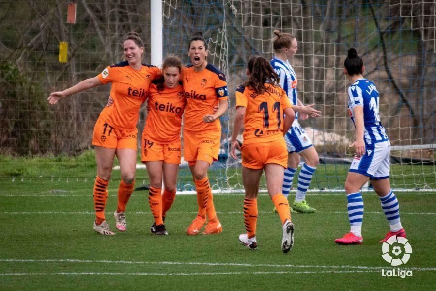 Crónica: Vibrante empate Real-VCF Femenino | Kōmori